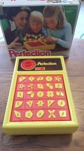 Perfection 1975 Lakesides Family Timer Board Game Fun 100 Complete Vintage