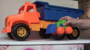 Big Truck Review | Kids Monster Truck Cat Dump Truck Toys | Top ...
