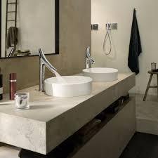 axor starck organic organic and minimalist bathroom design
