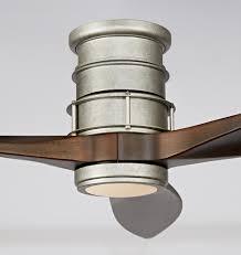 rejuvenation falcon semi flush led ceiling fan ceiling fans
