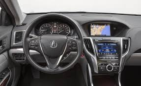 2015 Acura TLX Review Small Luxury Sedan With Power 22