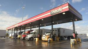 100 Pilot Truck Stop Store Travel Center Expanding Inside Eagle Ford Shale Zone San