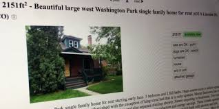 Craigslist 3 Bedroom Houses For Rent by Craigslist Scam Targets Homeowners And Renters Real Estate Scams