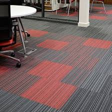 Heavy Contract Carpet Tiles by Textured Loop Pile Carpet Tiles From Burmatex