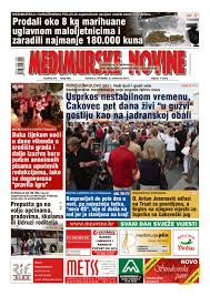 Međimurske novine 830 by mnovine issuu