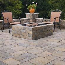 Weston Universal Fire Pit Kit The Hardscape Exchange