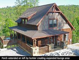 Extraordinary Design Mountain Cabin Style House Plans 9 Plan 18743CK Classic Small Rustic Home