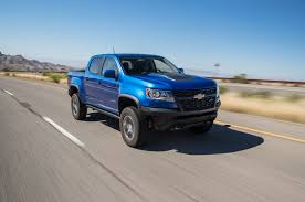 2018 Chevrolet Colorado ZR2 Gas And Diesel First Test Review - Motor ... 2018 New Chevrolet Colorado Truck Ext Cab 1283 At Fayetteville Work Truck 4d Crew Cab Near Schaumburg Zr2 Aev Hicsumption 2017 Chevy Review Pickup Trucks Alburque 4wd Extended In San Antonio Tx 1gchscea5j1143344 Bob Howard Oklahoma City Car Dealership Near Me 2015 Is Shedding Pounds The News Wheel First Drive 25l Offers A Nimble Fuel 2wd Ext