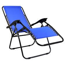 Reclining Camping Chairs Ebay by Charles Bentley Folding Reclining Garden Chair Camping Recliner