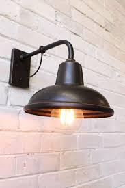 railway wall light industrial styled outdoor lighting