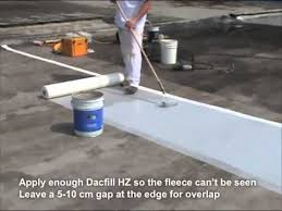 Rust Oleum Decorative Concrete Coating Applicator by Rustoleum Dacfill Hz Rubber Paint From Promain Youtube