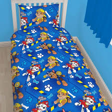 Paw Patrol Crib Bedding Set Tokida for