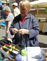 la corde a linge grenoble ateliers créatifs avec sylvie damey démo de filage et tests de