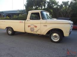 100 Pro Touring Trucks 1965 Ford F100 Truck Accessories And