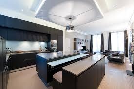 la cuisine dans le bain sk concept moderne wohnzimmer homify