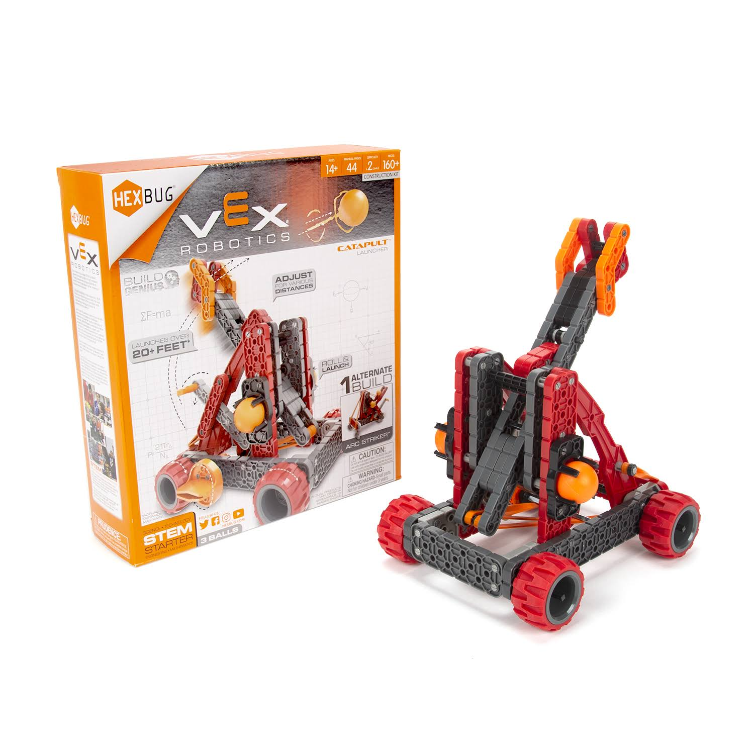 Vex Robotics Catapult 2.0 by Hexbug