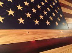 Home Old Glory American Flag Rustic Art Barn