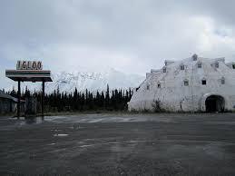 Alaska s Abandoned Igloo City Hotel Kuriositas