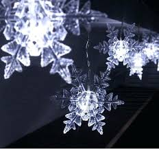 Beautiful Outdoor Snowflake Lights And Snowflake Lights Outdoor 84