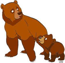 Bear Cub Clipart Papa