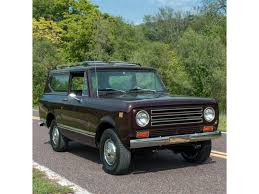 1972 International Harvester Scout II For Sale | ClassicCars.com ...