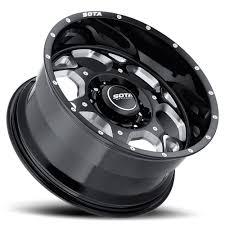 Aftermarket Truck Rims & Wheels   SKUL   SOTA Offroad