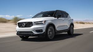 100 Motor Trend Truck Of The Year List Volvo XC40 2019 SUV Of The Finalist