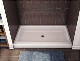 shower base vs tile floor 盪 how to best 25 fiberglass shower pan