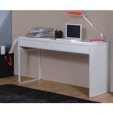 bureau informatique bureau informatique 2 tiroirs leeds pas cher à prix auchan