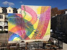 Philadelphia Mural Arts Internship by Moore College Of Art U0026 Design U2013 David Guinn