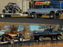 Hauling Your Trailer In Style—Classic GMC And Chevy Trucks | SuperATV