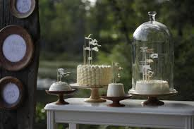 Wedding Cake Stands Style Inspiration LANE