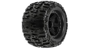 100 All Terrain Tires For Trucks ProLine Trencher 38 Mounted FrontRear