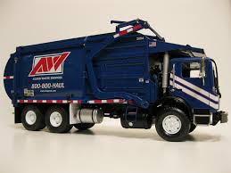 100 First Gear Garbage Truck Allied Waste Front Load Trash Truck Flickr
