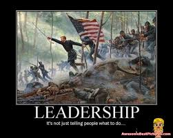 Funny Leadership Posters