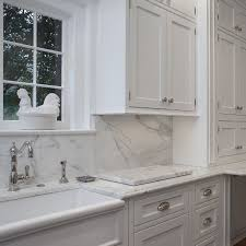 Kitchen Countertops And Backsplash Pictures 5 Inspired Solid Slab Granite Marble Or Quartz Backsplash