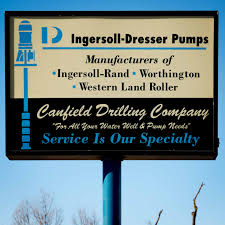 Ingersoll Dresser Pumps Company by Canfield Drilling Well And Pump Service Norheast Colorado