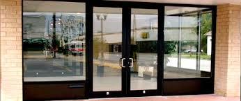 mercial Storefront Doors Repair & Installation