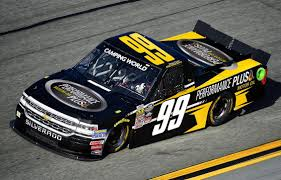 100 Nascar Truck Race Results Sargeant Debuts With MDM In NASCAR S At Phoenix Wraps At