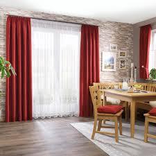 deko gardinen kombi für ihr esszimmer vorhänge gardinen