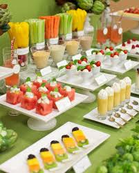 8 Great Catering Ideas For The Summer