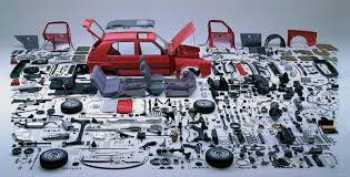 Picture of the Day Meticulously Dismantled VW Golf  TwistedSifter