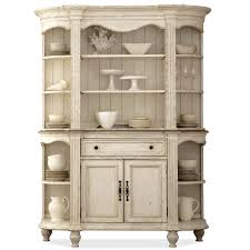riverside furniture coventry two tone 2 door server hutch with
