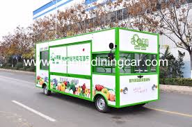 100 Snack Truck China New Electric Catering Vehicle Vegetable And Fruit