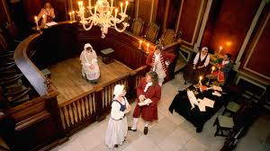 Colonial Williamsburg Va Halloween by Haunted Williamsburg Virginia Travel Channel Williamsburg
