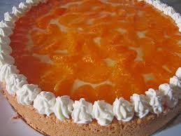 schmand pudding mandarinen torte haase