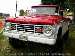 100 1968 Dodge Truck Dodge Truck W Series Power Wagons 2 Pinterest