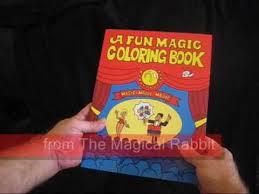 Fun Magic Coloring Book