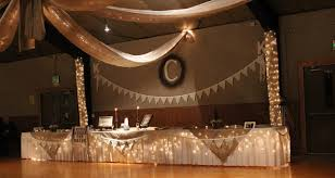 Burlap Pennants And Overlays