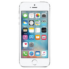 Boost Mobile iPhone 5S Silver 16GB Tar